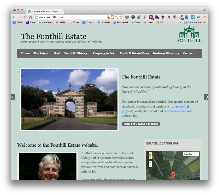 The Fonthill Estate